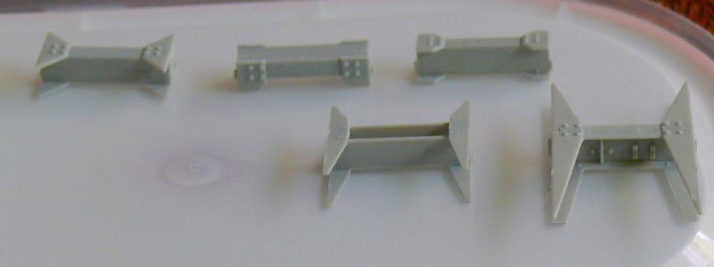 HEMTT M983A2 et Semi remorque M870A1 de TRUMPETER au 1/35 Hemtt155