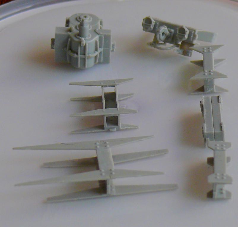 HEMTT M983A2 et Semi remorque M870A1 de TRUMPETER au 1/35 Hemtt157