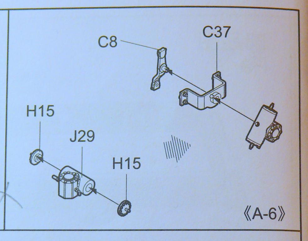 HEMTT M983A2 et Semi remorque M870A1 de TRUMPETER au 1/35 Hemtt169