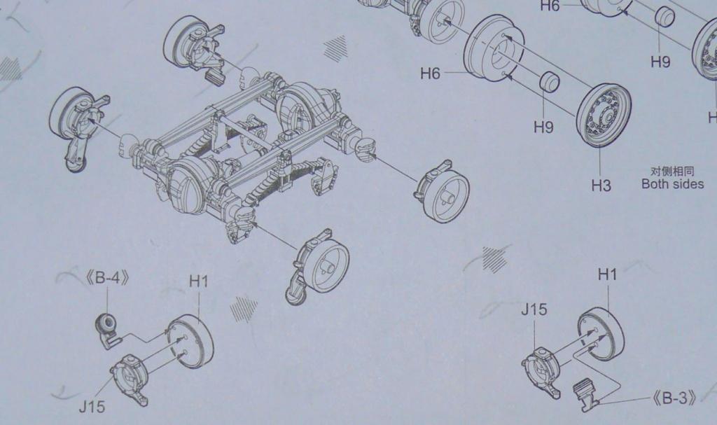 HEMTT M983A2 et Semi remorque M870A1 de TRUMPETER au 1/35 Hemtt200