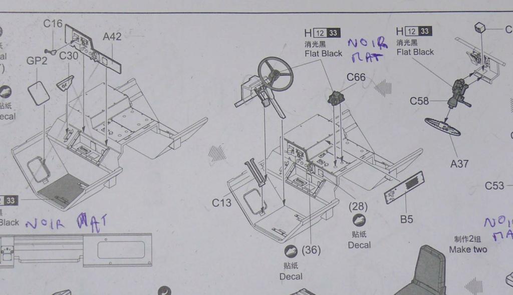HEMTT M983A2 et Semi remorque M870A1 de TRUMPETER au 1/35 Hemtt221