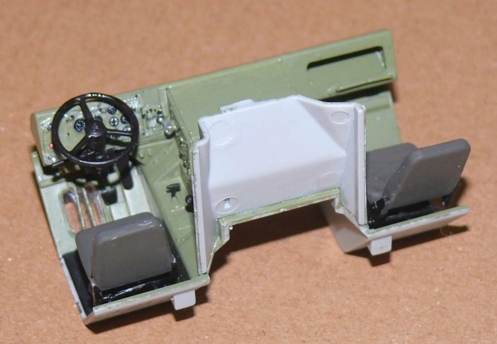 HEMTT M983A2 et Semi remorque M870A1 de TRUMPETER au 1/35 Hemtt228