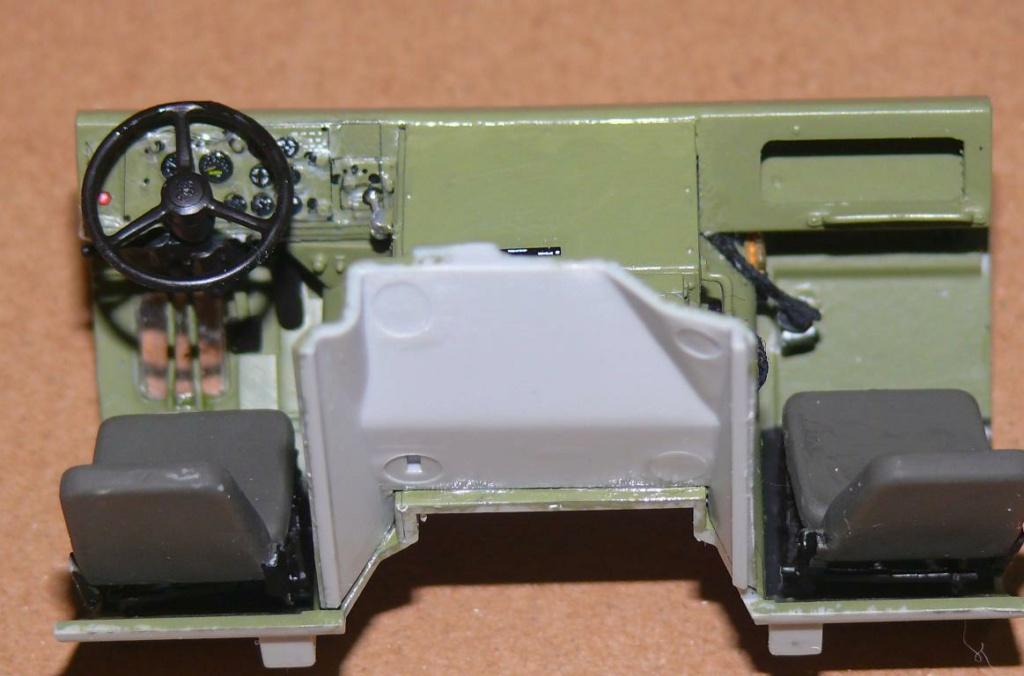 HEMTT M983A2 et Semi remorque M870A1 de TRUMPETER au 1/35 Hemtt231