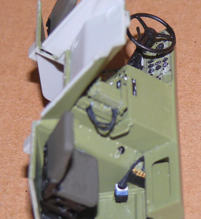 HEMTT M983A2 et Semi remorque M870A1 de TRUMPETER au 1/35 Hemtt238