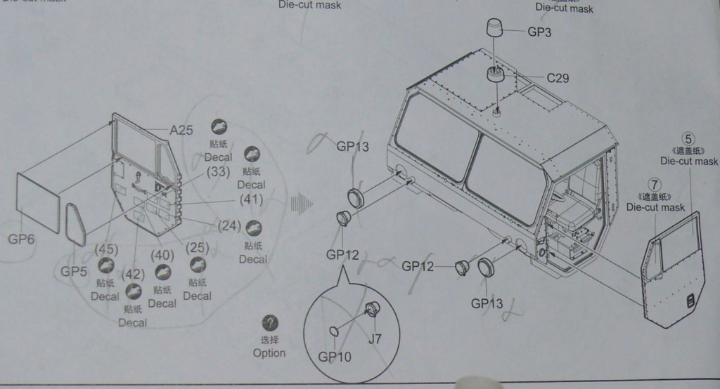 HEMTT M983A2 et Semi remorque M870A1 de TRUMPETER au 1/35 - Page 2 Hemtt249