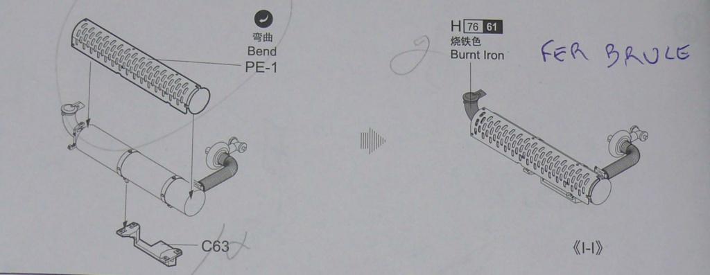HEMTT M983A2 et Semi remorque M870A1 de TRUMPETER au 1/35 - Page 2 Hemtt262