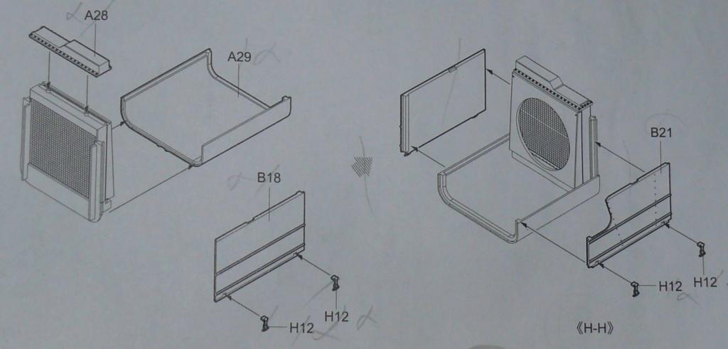 HEMTT M983A2 et Semi remorque M870A1 de TRUMPETER au 1/35 - Page 2 Hemtt263