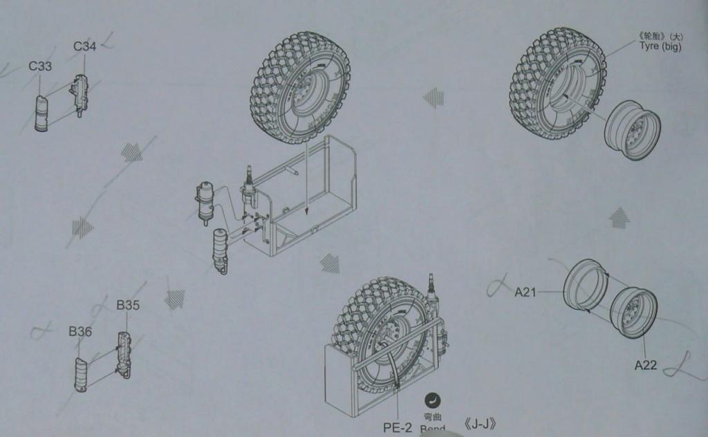 HEMTT M983A2 et Semi remorque M870A1 de TRUMPETER au 1/35 - Page 2 Hemtt267