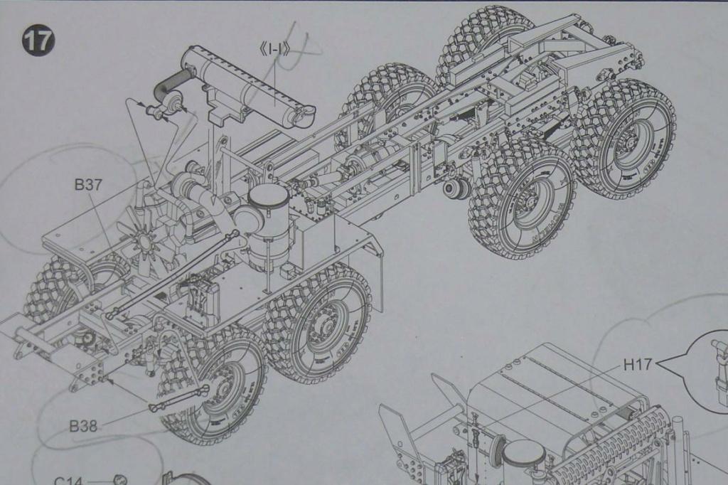 HEMTT M983A2 et Semi remorque M870A1 de TRUMPETER au 1/35 - Page 2 Hemtt276