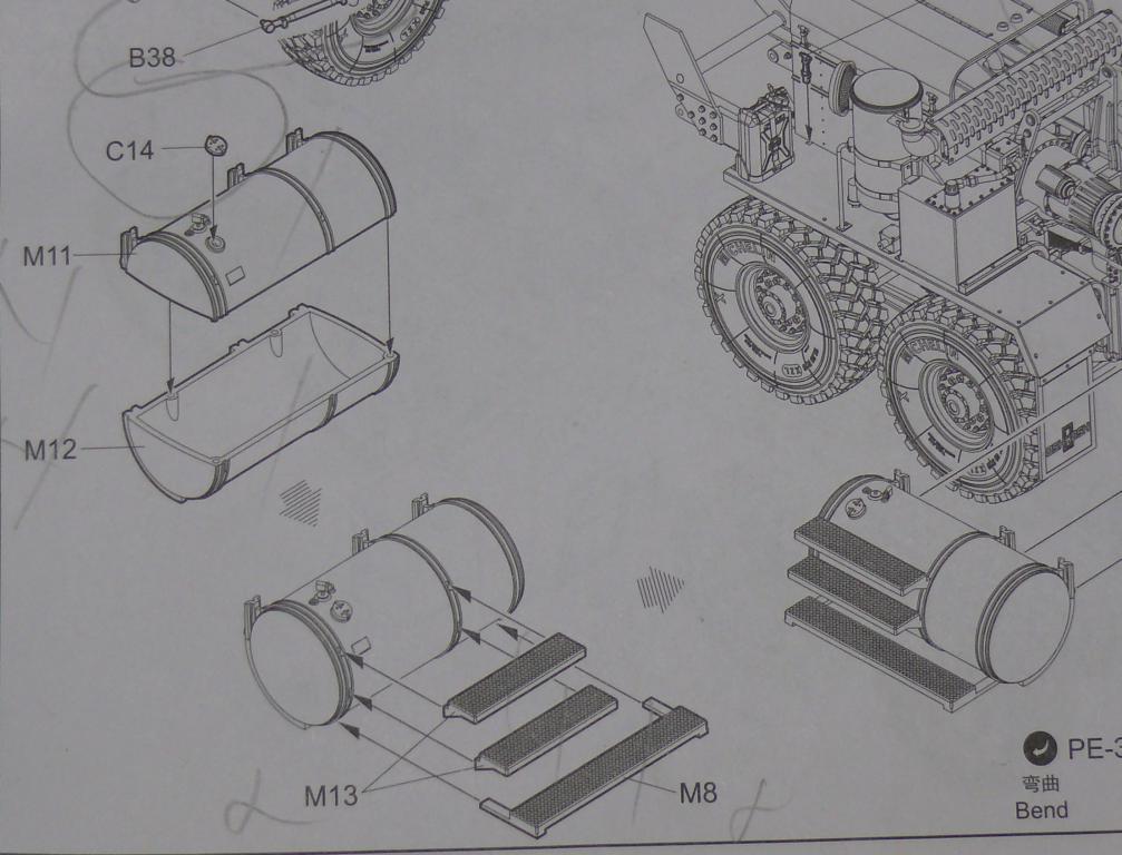 HEMTT M983A2 et Semi remorque M870A1 de TRUMPETER au 1/35 - Page 2 Hemtt278