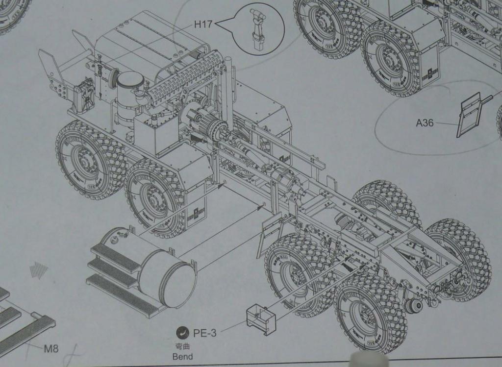 HEMTT M983A2 et Semi remorque M870A1 de TRUMPETER au 1/35 - Page 2 Hemtt279