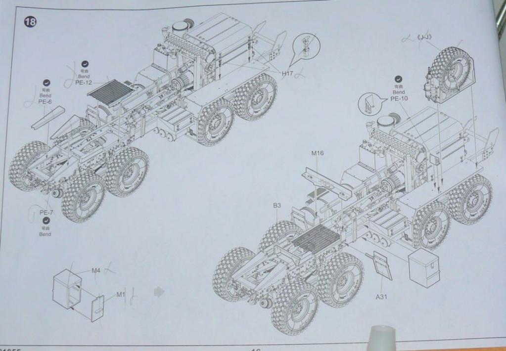 HEMTT M983A2 et Semi remorque M870A1 de TRUMPETER au 1/35 - Page 2 Hemtt282