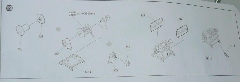 HEMTT M983A2 et Semi remorque M870A1 de TRUMPETER au 1/35 - Page 2 Hemtt301
