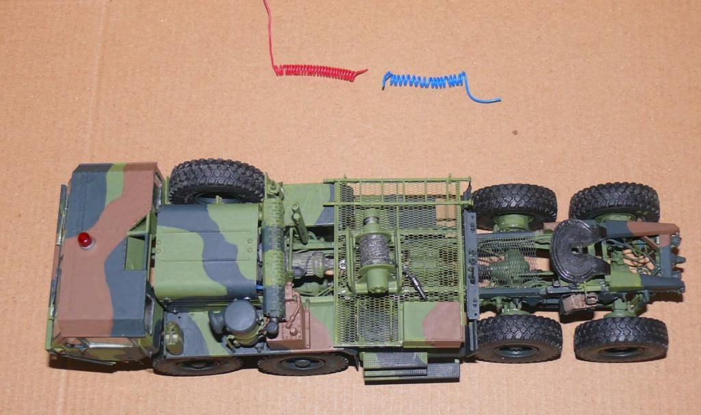 HEMTT M983A2 et Semi remorque M870A1 de TRUMPETER au 1/35 - Page 2 Hemtt303
