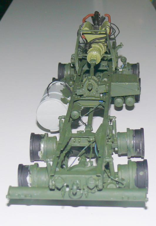 HEMTT M1142 Tactical Fire Fighting Truck TFFT de Trumpeter au 1/35 Hemtt477
