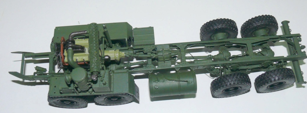 HEMTT M1142 Tactical Fire Fighting Truck TFFT de Trumpeter au 1/35 Hemtt491
