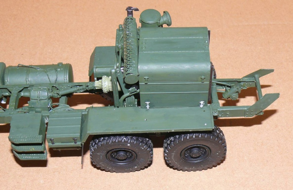 HEMTT M1142 Tactical Fire Fighting Truck TFFT de Trumpeter au 1/35 Hemtt503