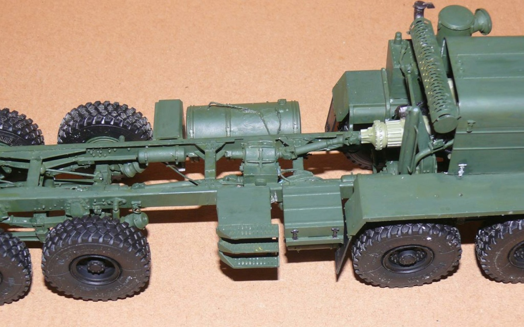 HEMTT M1142 Tactical Fire Fighting Truck TFFT de Trumpeter au 1/35 Hemtt504