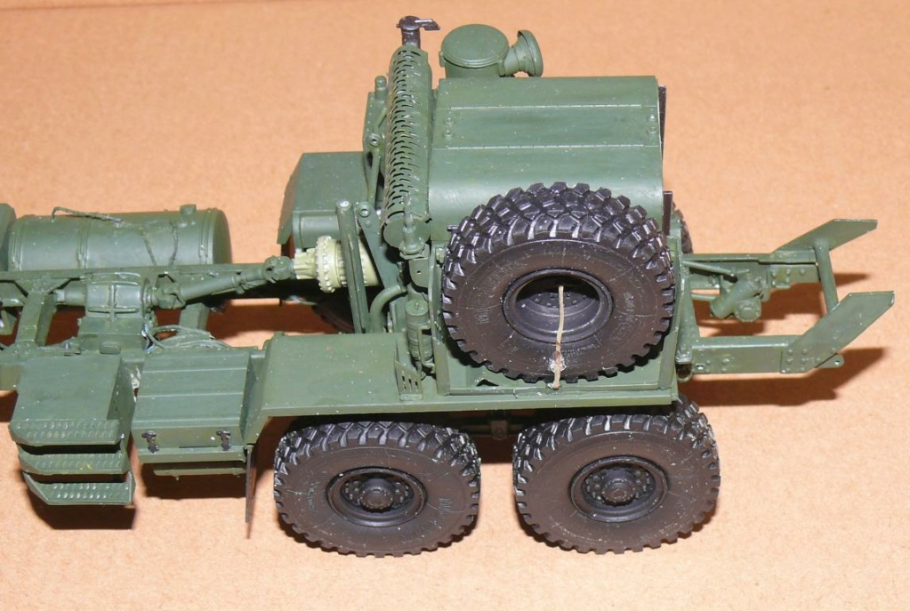 HEMTT M1142 Tactical Fire Fighting Truck TFFT de Trumpeter au 1/35 Hemtt524