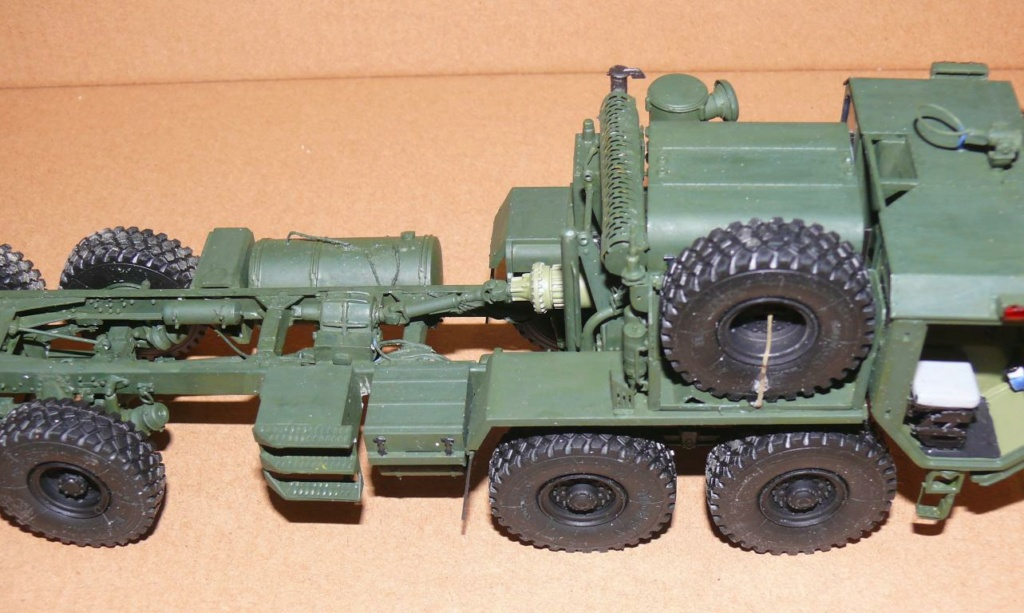 HEMTT M1142 Tactical Fire Fighting Truck TFFT de Trumpeter au 1/35 Hemtt566