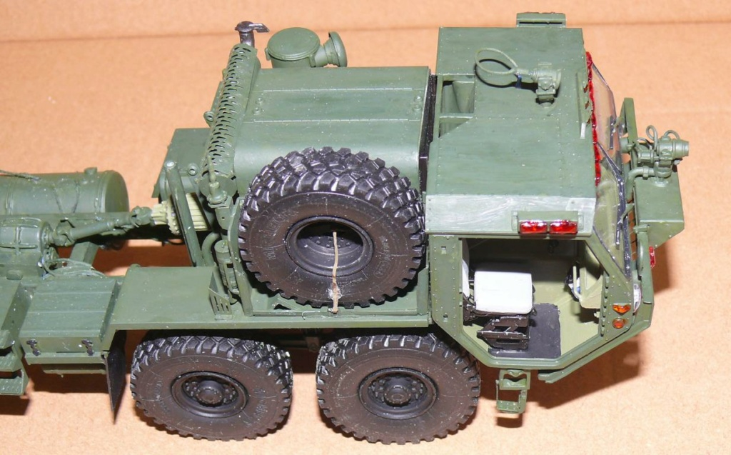 HEMTT M1142 Tactical Fire Fighting Truck TFFT de Trumpeter au 1/35 Hemtt570