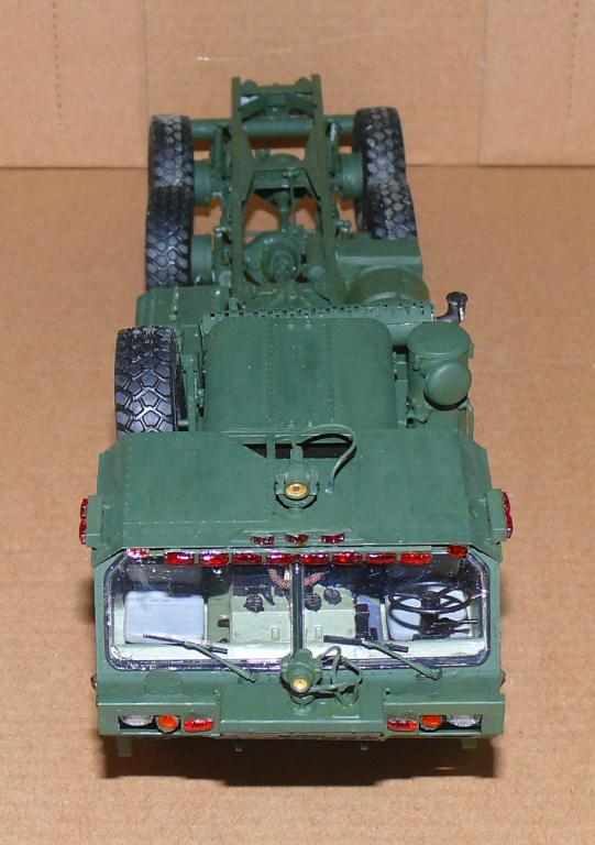 HEMTT M1142 Tactical Fire Fighting Truck TFFT de Trumpeter au 1/35 Hemtt575