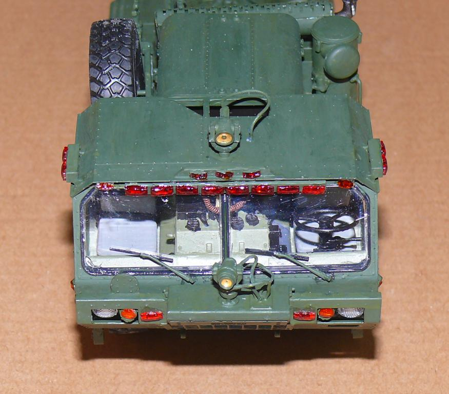 HEMTT M1142 Tactical Fire Fighting Truck TFFT de Trumpeter au 1/35 Hemtt576
