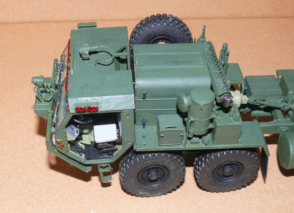 HEMTT M1142 Tactical Fire Fighting Truck TFFT de Trumpeter au 1/35 Hemtt577