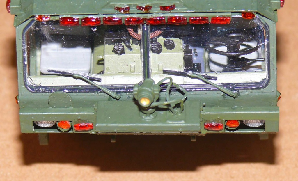 HEMTT M1142 Tactical Fire Fighting Truck TFFT de Trumpeter au 1/35 Hemtt580