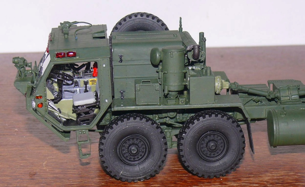 HEMTT M1142 Tactical Fire Fighting Truck TFFT de Trumpeter au 1/35 Hemtt583