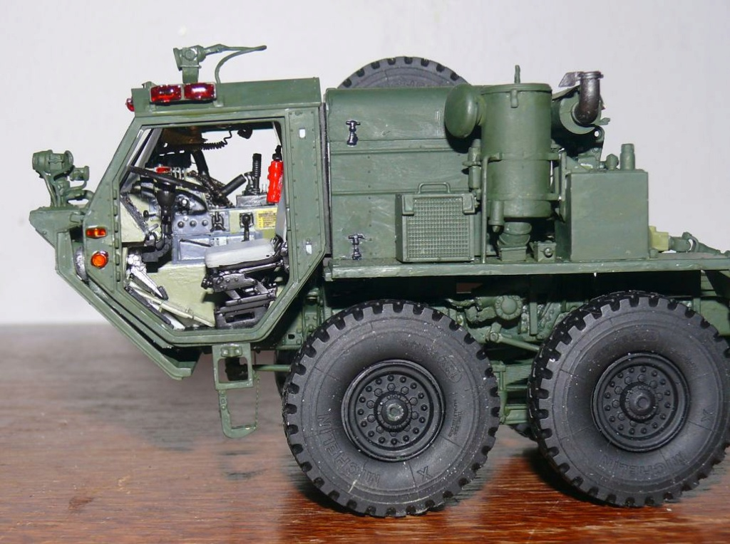 HEMTT M1142 Tactical Fire Fighting Truck TFFT de Trumpeter au 1/35 Hemtt584