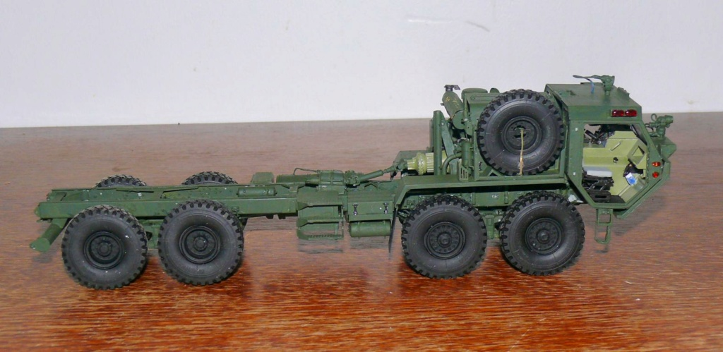 HEMTT M1142 Tactical Fire Fighting Truck TFFT de Trumpeter au 1/35 Hemtt586