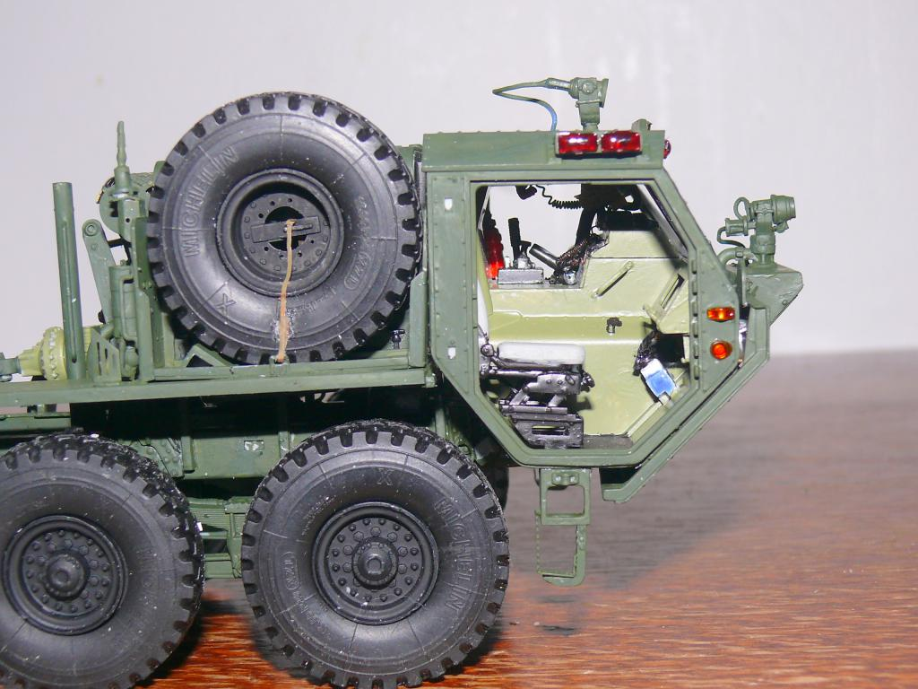 HEMTT M1142 Tactical Fire Fighting Truck TFFT de Trumpeter au 1/35 Hemtt589