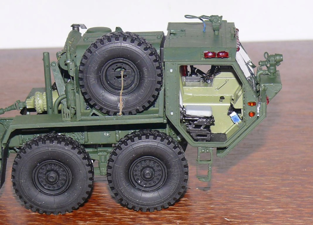 HEMTT M1142 Tactical Fire Fighting Truck TFFT de Trumpeter au 1/35 Hemtt590