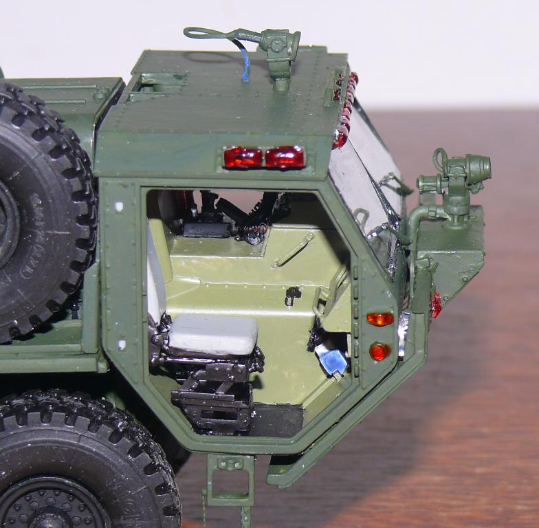 HEMTT M1142 Tactical Fire Fighting Truck TFFT de Trumpeter au 1/35 Hemtt591
