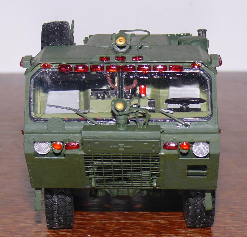 HEMTT M1142 Tactical Fire Fighting Truck TFFT de Trumpeter au 1/35 Hemtt592
