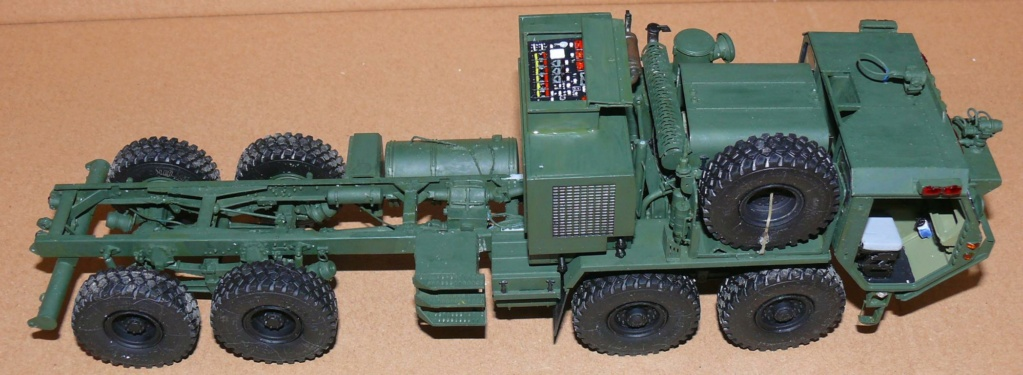 HEMTT M1142 Tactical Fire Fighting Truck TFFT de Trumpeter au 1/35 Hemtt597