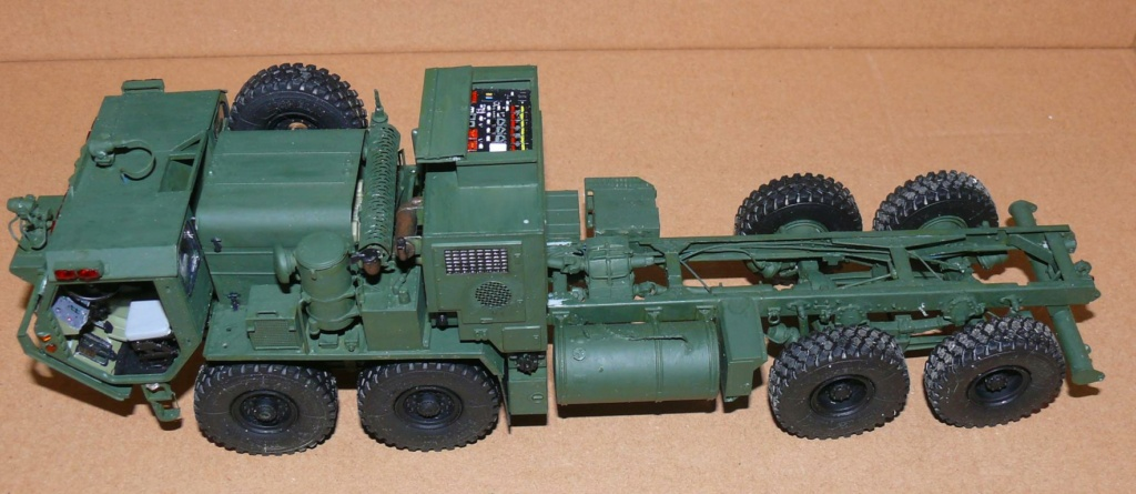 HEMTT M1142 Tactical Fire Fighting Truck TFFT de Trumpeter au 1/35 Hemtt601