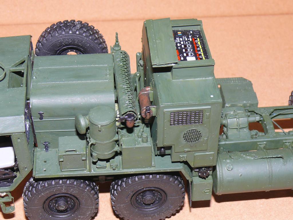 HEMTT M1142 Tactical Fire Fighting Truck TFFT de Trumpeter au 1/35 - Page 2 Hemtt603