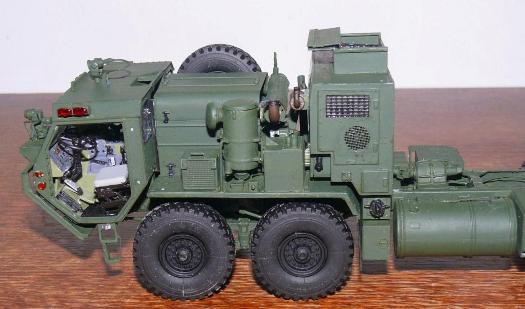 HEMTT M1142 Tactical Fire Fighting Truck TFFT de Trumpeter au 1/35 - Page 2 Hemtt604