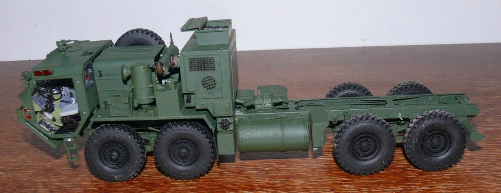 HEMTT M1142 Tactical Fire Fighting Truck TFFT de Trumpeter au 1/35 - Page 2 Hemtt605