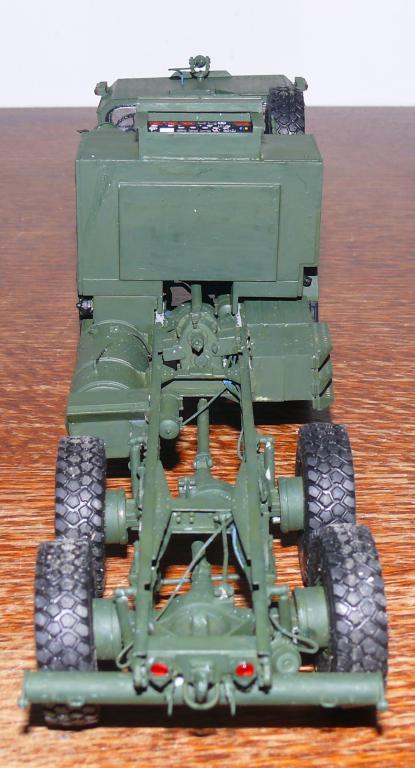 HEMTT M1142 Tactical Fire Fighting Truck TFFT de Trumpeter au 1/35 - Page 2 Hemtt606