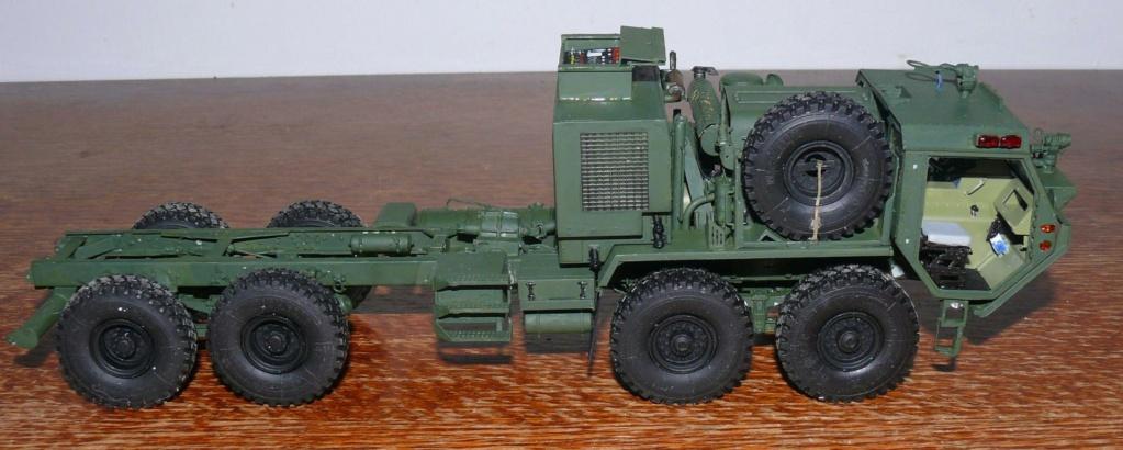 HEMTT M1142 Tactical Fire Fighting Truck TFFT de Trumpeter au 1/35 - Page 2 Hemtt608