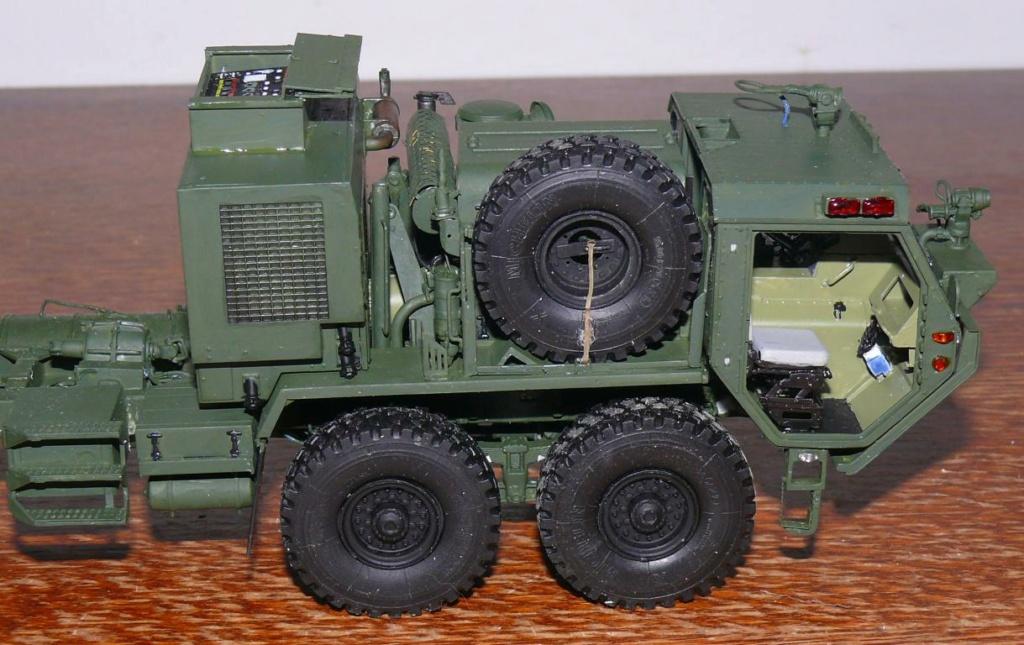 HEMTT M1142 Tactical Fire Fighting Truck TFFT de Trumpeter au 1/35 - Page 2 Hemtt610