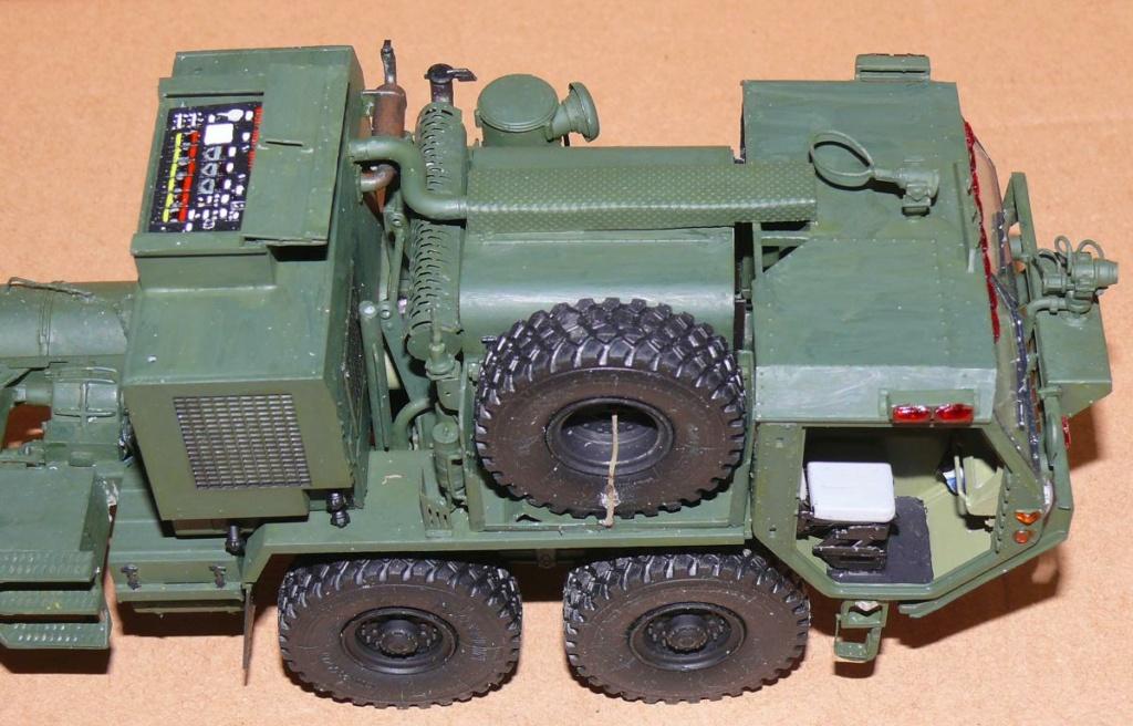 HEMTT M1142 Tactical Fire Fighting Truck TFFT de Trumpeter au 1/35 - Page 2 Hemtt615
