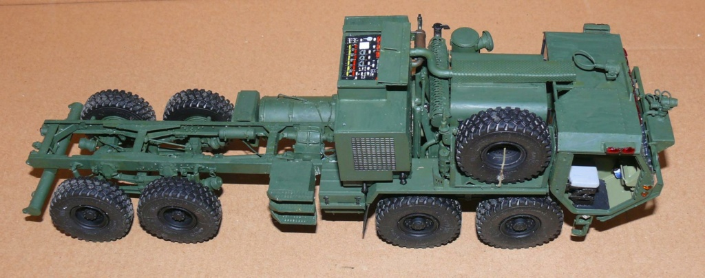 HEMTT M1142 Tactical Fire Fighting Truck TFFT de Trumpeter au 1/35 - Page 2 Hemtt616