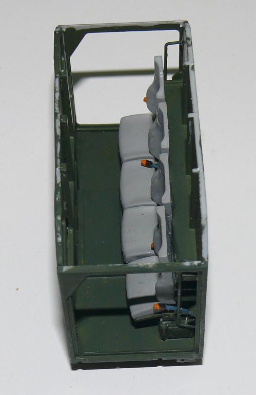 HEMTT M1142 Tactical Fire Fighting Truck TFFT de Trumpeter au 1/35 - Page 2 Hemtt623