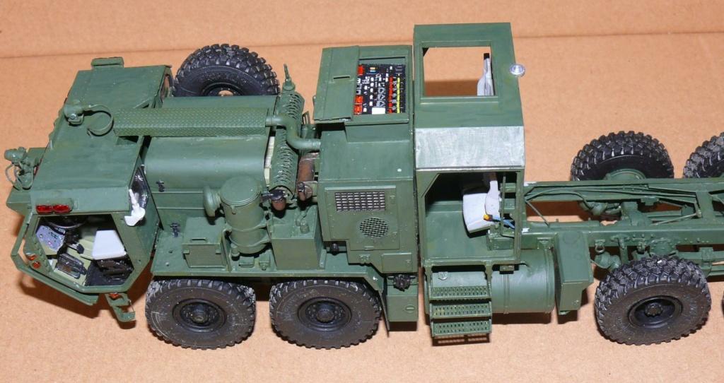 HEMTT M1142 Tactical Fire Fighting Truck TFFT de Trumpeter au 1/35 - Page 2 Hemtt624