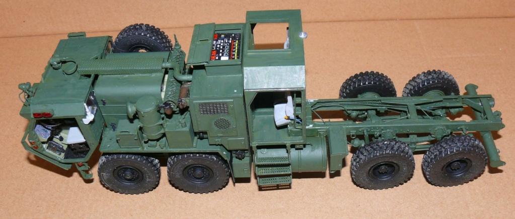 HEMTT M1142 Tactical Fire Fighting Truck TFFT de Trumpeter au 1/35 - Page 2 Hemtt625
