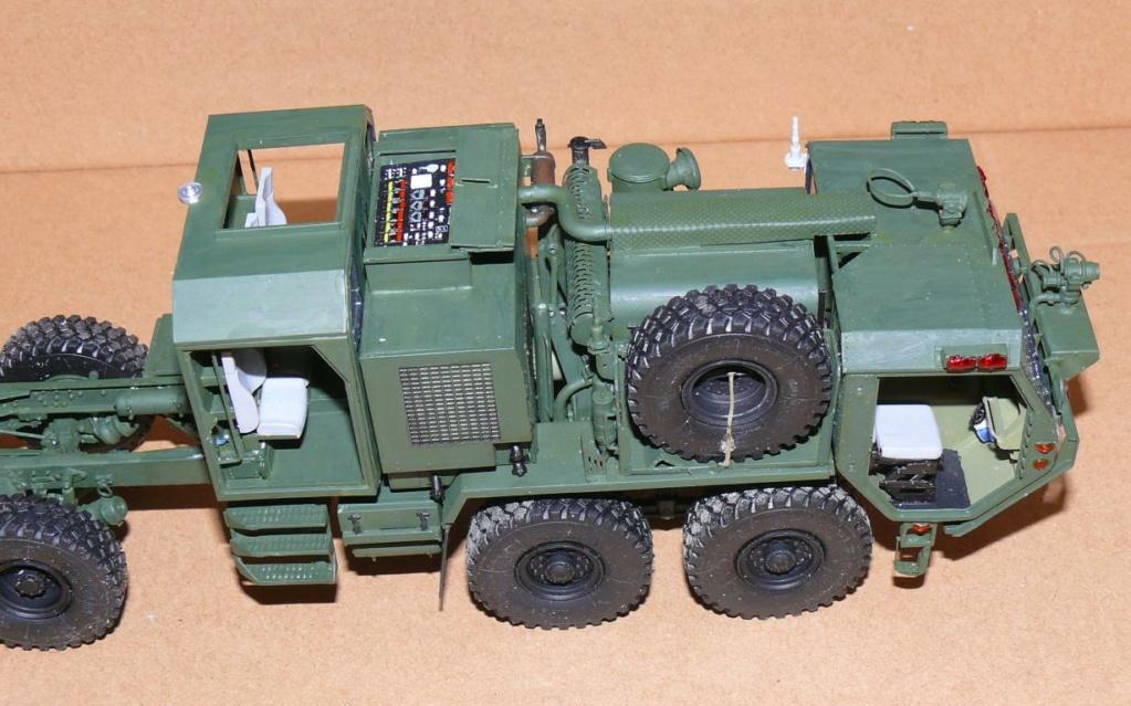 HEMTT M1142 Tactical Fire Fighting Truck TFFT de Trumpeter au 1/35 - Page 2 Hemtt629